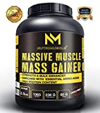 NUTRIMUSCLE MASSIVE MUSCLE MASS GAINER - CHOCO TREAT - 2.5 lbs - 1.134kg