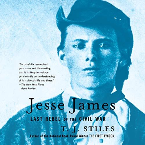 Jesse James cover art