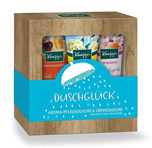 Kneipp douche geschenkverpakking - douchegeluk, 3-pack (3 x 3 x 75 ml)