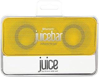 Juice Bar, Bluetooth Speaker, Yellow