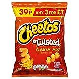Cheetos Twisted Flamin' Hot