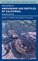 Field Guide to Amphibians and Reptiles of California (California Natural History Guides) by Robert C. Stebbins Samuel M. McGinnis Ron Hussey(2012-09-04)