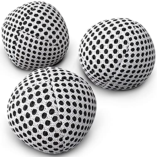 speevers Juggling Balls for Beginners and Professional 120g, XBalls Set of 3 Fresh Design - 5...