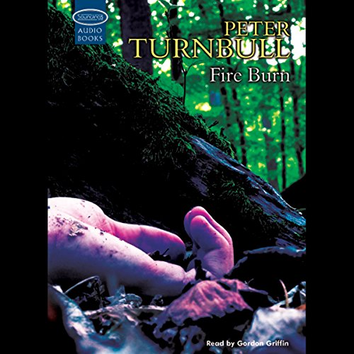 Fire Burn audiobook cover art