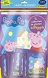 Panini France SA-1 002523SPF - Álbum y 50 Fundas para Manualidades (Peppa Pig)