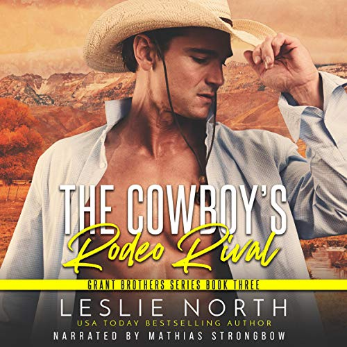 The Cowboy's Rodeo Rival cover art