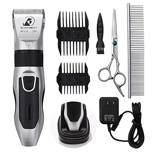 Bonve Pet Clippers-Best cordless dog clippers