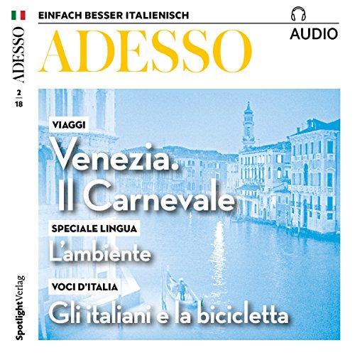 ADESSO Audio - Venezia: Il carnevale. 2/2018 cover art