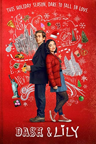 "Dash & Lily ""This Holiday Season,Dare To Fall In Love."": Cute NoteBook Of Series Dash & Lily ""Fans Of Film Dash & Lily"""