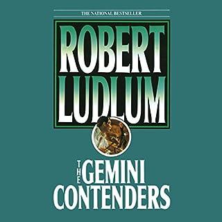 The Gemini Contenders audiobook cover art