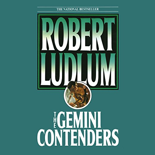 The Gemini Contenders audiobook cover art