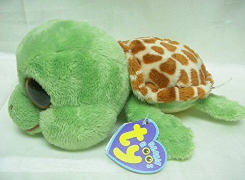 Ty Beanie Boos Sandy Original Face!! Yertle the Turtle by Ty Inc.