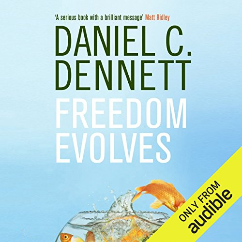 Freedom Evolves audiobook cover art