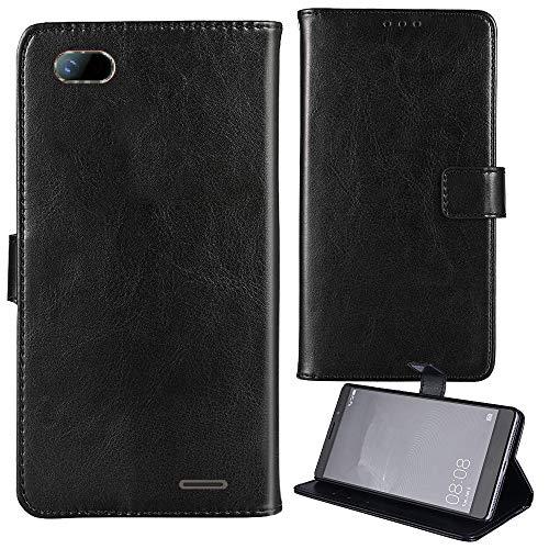 Lankashi Premium Retro Business Flip Book Stand Brieftasche Leder Tasche Schütz Hülle Handy Handy Hülle Für Gigaset GS100 5.5