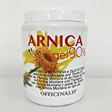 Officinalis Arnica 90% Gel 1000ml Contro traumi distorsioni ANTINFIAMMATORIO