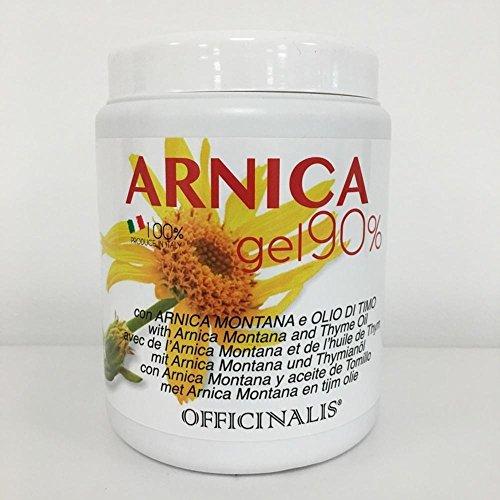 Officinalis Arnica 90{ad6f8eb86da913cbcd72348f5468ffae032a7e7cd667e87c4aede2b803d65b71} Gel 1000ml Contro traumi distorsioni ANTINFIAMMATORIO