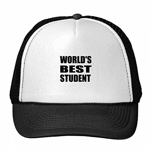 DIYthinker Welt Beste Schüler-Lehrer-Zitat Trucker-Mütze Baseballkappe Nylon-Mesh-Kühler Hut justierbare Kappe Kinder