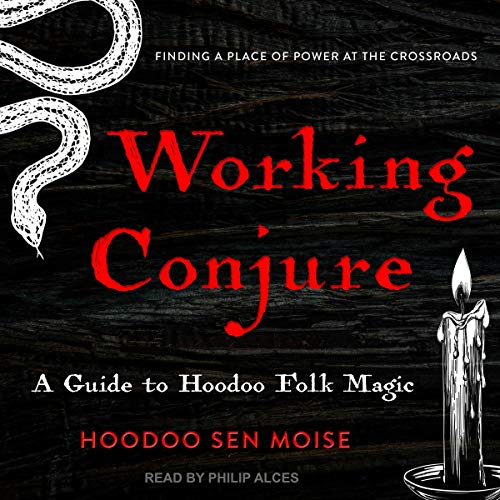 Working Conjure cover art