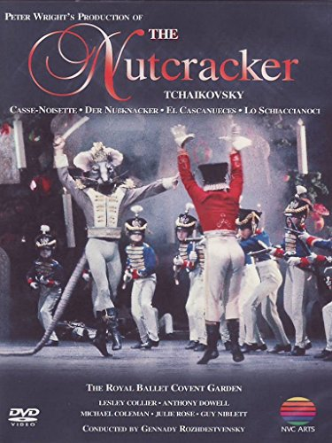 Tschaikowsky, Peter - The Nutcracker (The Royal Ballet Convent Garden)
