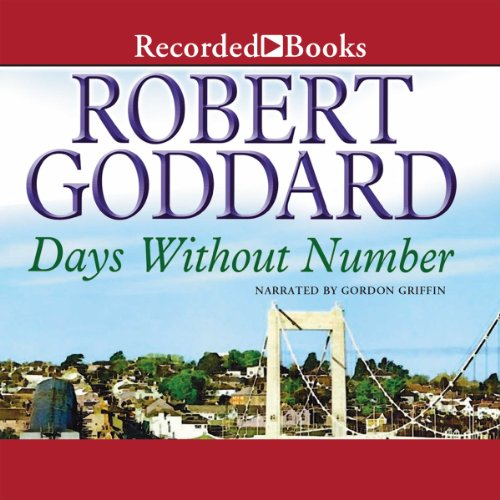 Days Without Number audiobook cover art