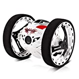 FairOnly 2.4 GHz Wireless Remote Control Jumping RC Toy Car Bounce Car per...