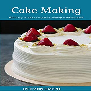 Cake Making audiobook cover art