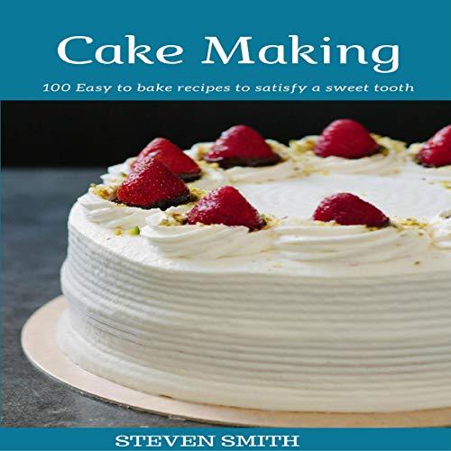 Cake Making audiobook cover art