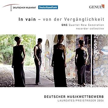 Recorder Quartet Arrangements - Hahne, D. / Scheidt, S. / Beeferman, G. / Moravec, P. / Bruckner, A. / Kosviner, D.