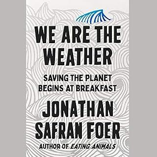 Page de couverture de We Are the Weather
