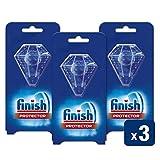 Finish protezione per lavastoviglie, anticalcare, lotto di 3