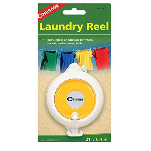 Price comparison product image Coghlan's Camp Laundry Reel,  21-Foot
