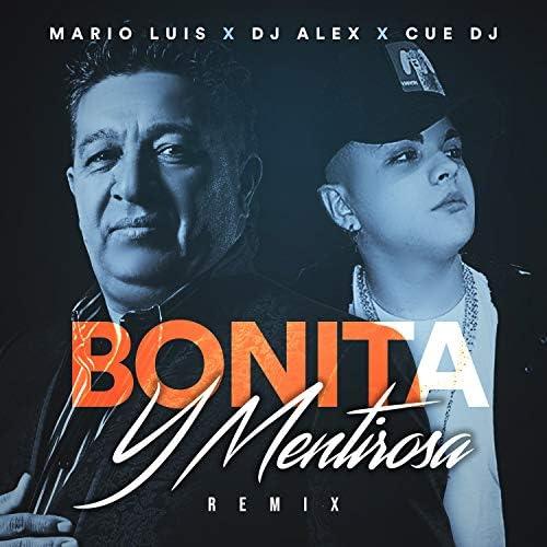 Mario Luis, DJ Alex & Cue DJ