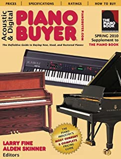 Acoustic & Digital Piano Buyer: Supplement to The Pi