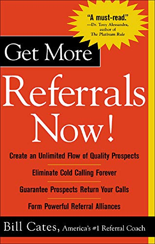 Get More Referrals Now! (Facts on File Science Library (Paperback))