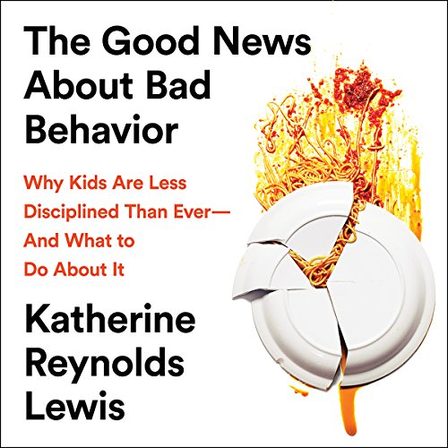 The Good News About Bad Behavior audiobook cover art