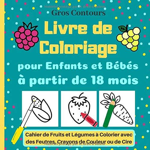 Livre de coloriages Maternelle