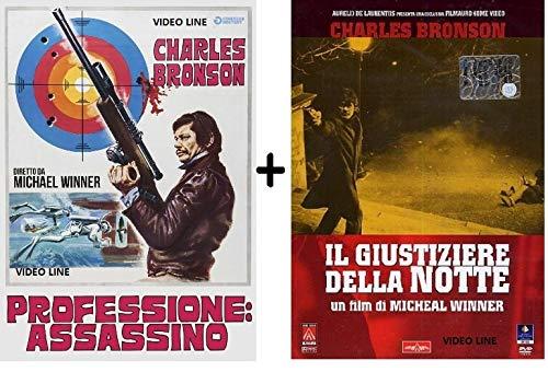 Professione Assassino / Il Giustiziere della Notte (2 Film DVD) - Edizione Italiana