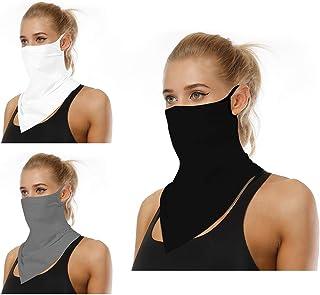 CCidea Riding Mask,Neck Breathable Mask, Balaclava Summer Sport Ice Silk Mask