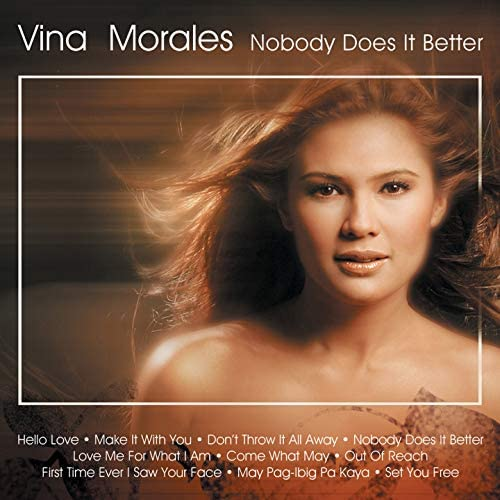 Vina Morales, Erik Santos