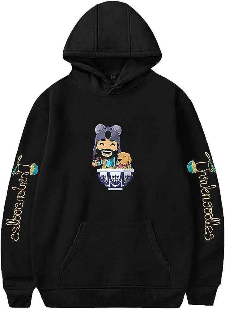 WAWNI Thinknoodles 2D Hip HOP Sweatshirt Ranking TOP17 Haikyuu Harajuku Hooded 2021 new