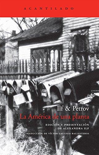 La América de una planta (El Acantilado)