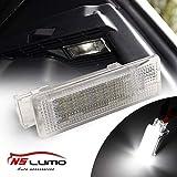1 luz LED de 12 V para interior de maletero de coche