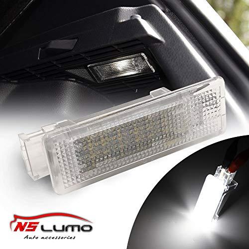 1x LED Luggage Compartment Trunk Boot Lights 12V Interior Light for Golf GTI MK5 MK6 MK7 Scirocco Sharan POLO PASSAT JETTA SEAT