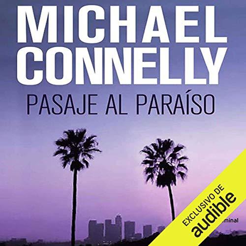 Diseño de la portada del título Pasaje al paraíso