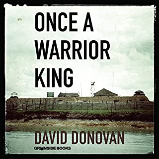 Once a Warrior King audiobook cover art