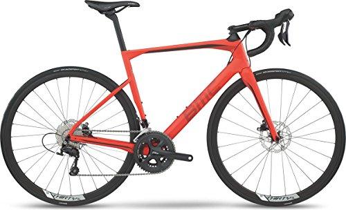 BMC Roadmachine 02 Ultegra 105 Bici da strada, Rosso 56