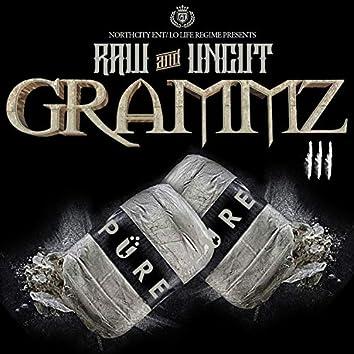 Raw & Uncut Grammz, Vol. 3