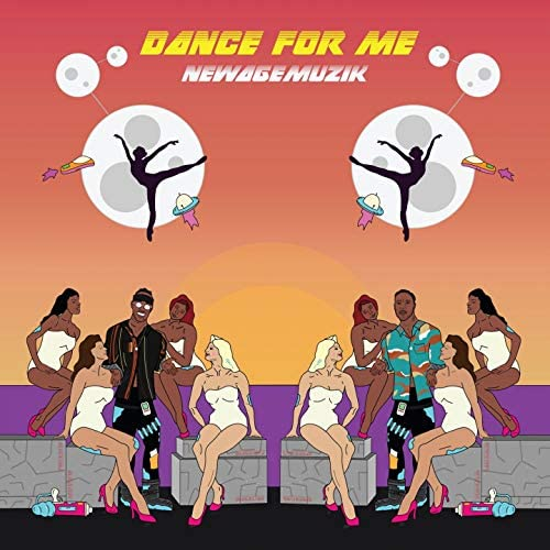 NewAgeMuzik feat. K4mo & Prince