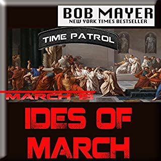 Ides of March audiobook cover art