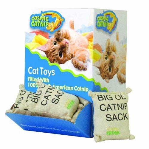 OurPets garni 100% herbe à chat Sac poubelle Bulk Jouet pour chat par nos animaux
